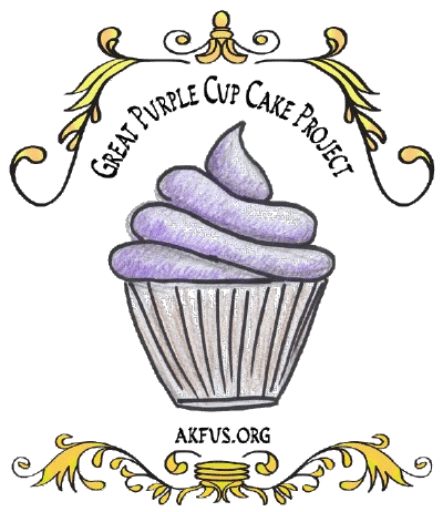 The Great Purple Cupcake Project for Epilepsy Awareness!